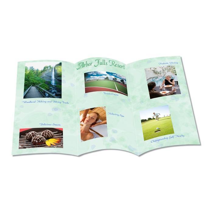 Product Tri Fold Brochure: 4imprint.com: Tri-Fold Brochure