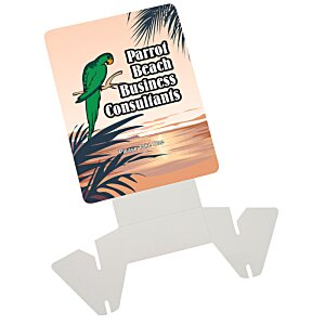 Card Holder - Tall Vertical - Full Color Image 1 of 2