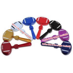 Football Clapper - Closeout Colors Image 1 of 1
