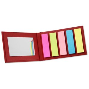 Sticky Flag Mirror Book