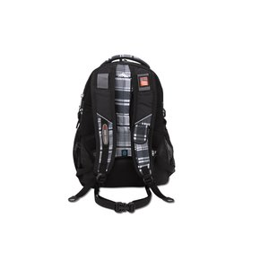 High Sierra Swerve Laptop Backpack - Plaid Image 1 of 3