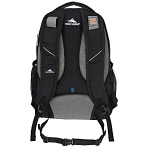 High Sierra Swerve Laptop Backpack - Embroidered Image 2 of 3