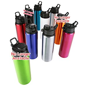 h2go Surge Aluminum Sport Bottle - 28 oz. Image 1 of 2