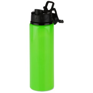 h2go Surge Aluminum Sport Bottle - 28 oz. Neon Image 2 of 2