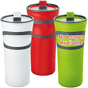 Groovy Travel Tumbler - 18 oz. Image 2 of 2