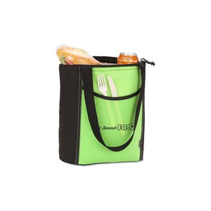 KOOZIE® Non-Woven Kooler Tote Image 3 of 3
