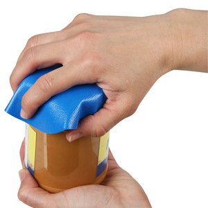 Cushioned Jar Opener - Apple Image 1 of 2