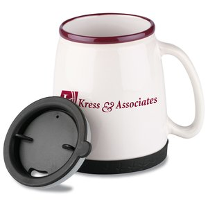 Ceramic Travel Mug - 18 oz. Image 2 of 2