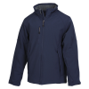 View Extra Image 2 of 2 of North End Insulated Soft Shell Hooded Jacket - Men's