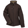 North End Insulated Soft Shell Hooded Jacket - Ladies' Image 2 of 3