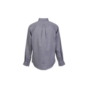 Yarn-Dyed Wrinkle Resistant Dobby Shirt - Men's Image 1 of 1