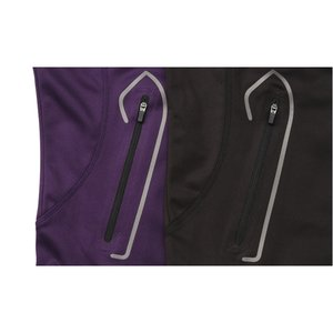 Splice 3-Layer Bonded Soft Shell Jacket - Ladies' Image 2 of 2