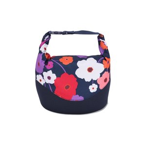 BUILT Rolltop Lunch Bag - Lush Flower Image 1 of 2