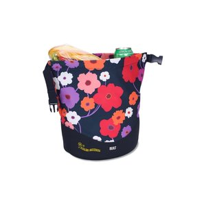 BUILT Rolltop Lunch Bag - Lush Flower Image 2 of 2
