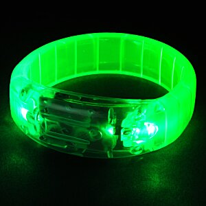 Flashing LED Bracelet Image 2 of 10