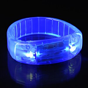 Flashing LED Bracelet Image 3 of 10