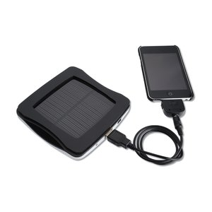 Window Cling Solar Charger