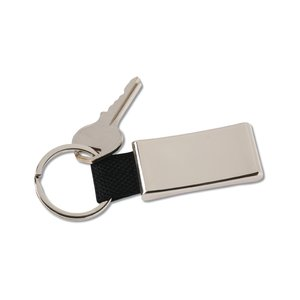 Rectangular Sunburst Key Tag Image 1 of 2