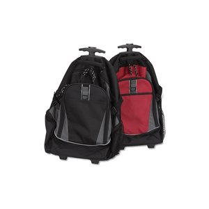 Optimus Wheeled Backpack - Closeout Image 2 of 3