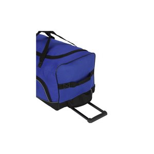 Express Wheeled Duffel - Embroidered Image 1 of 6