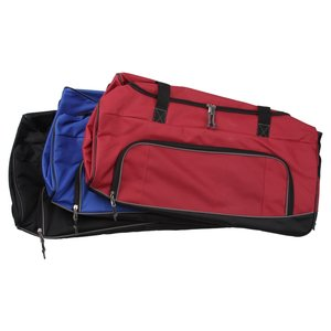 Express Wheeled Duffel - Embroidered