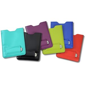 Fiesta iPad Sleeve with Stand - Closeout Image 3 of 4