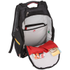 View Extra Image 2 of 4 of elleven Amped Checkpoint-Friendly Laptop Backpack - Embroidered