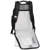 View Extra Image 3 of 4 of elleven Amped Checkpoint-Friendly Laptop Backpack - Embroidered