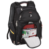 View Extra Image 4 of 4 of elleven Amped Checkpoint-Friendly Laptop Backpack - Embroidered