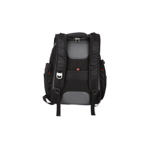 elleven Amped Checkpoint-Friendly Laptop Backpack - Embroidered Image 5 of 5