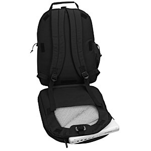 Summit Checkpoint-Friendly Laptop Backpack - Emb Image 1 of 3