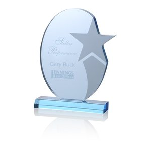 Star Achiever Acrylic Award Image 1 of 1