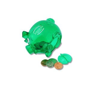 Lil' Piggy Bank - Opaque Image 1 of 2
