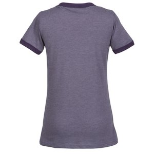 Bella+Canvas Ringer T-Shirt - Ladies' Image 1 of 1