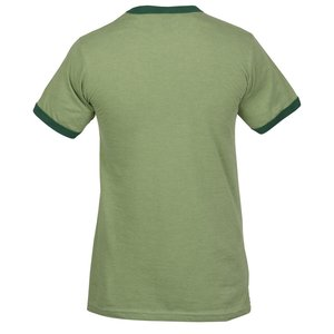 Bella+Canvas Ringer T-Shirt - Men's Image 1 of 2