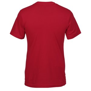 Canvas Poly/Cotton Blend T-Shirt - Men's Image 1 of 1