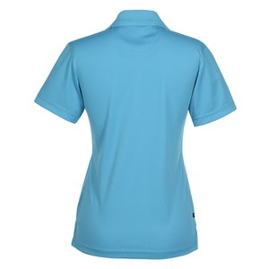 Moreno Textured Micro Polo - Ladies' Image 1 of 1