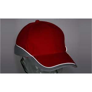 Sport Cap w/Reflective Piping - Transfer Image 2 of 3