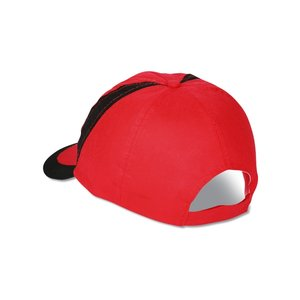 Lightweight Cap with Black Trim - Closeout