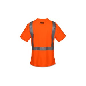 ML Kishigo High Performance Safety T-Shirt Image 2 of 2