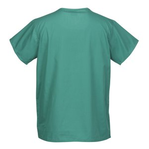 Cornerstone V-Neck Scrub Top - Embroidered Image 1 of 2
