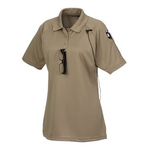Cornerstone Snag Proof Tactical Polo - Ladies' Image 2 of 2