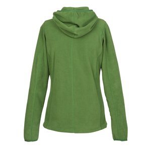 Microfleece Full Zip Hoodie - Ladies' Image 1 of 1
