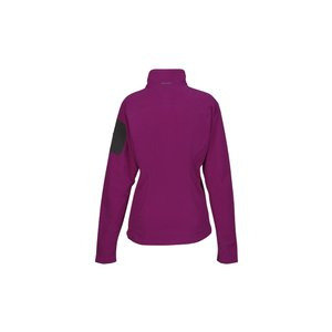 Eddie Bauer Microfleece 1/4 Zip Pullover - Ladies' Image 4 of 4