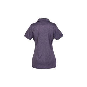 Cross Dye Performance Polo - Ladies' Image 1 of 1