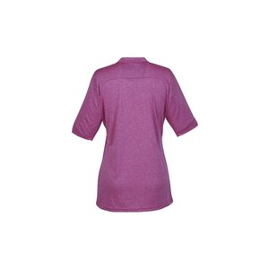 Cross Dye Performance Henley - Ladies' Image 1 of 1