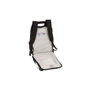 elleven Drive Checkpoint-Friendly Laptop Backpack - Embroidered Image 1 of 6