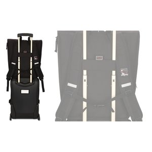 Falcon Rolltop Laptop Backpack Image 3 of 3
