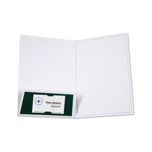Think Thin! Paper Padfolio - Executive Image 1 of 2