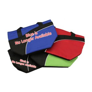Jet-Setter Lunch Cooler Tote - Closeout Image 1 of 3